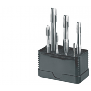 International tools set draadsnijden M3-M12 7-delig