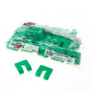 Uitvulplaatjes groen (48) 10mm