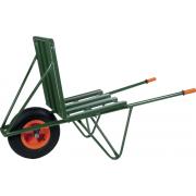 Vabor Steenkruiwagen 60 steens groen