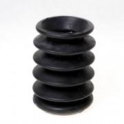Verlengstuk rubber voor afzuigkap 6130