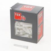 Fischer Tox hollewandplug 4-ASKA met kraag 41mm