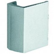 Hermeta Deurduwer, aluminium/zilver 4301-02 120x67mm