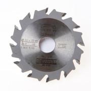 Dewalt Lamellenfreesblad S40 12 tanden diameter 102 x 3.9 x 22mm