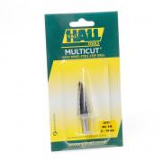Hall Trappenboor oplopen per 2mm MC 6m 6-18mm