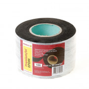 Berdal Epdm folie zwart uv-bestendig 100 x 0.5mm x 20m