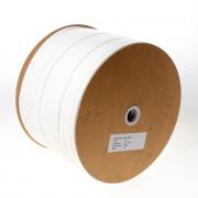 Bloem PE-spatieband op haspel wit 400 meter 9 x 3mm