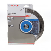 Bosch Diamantschijf Best for Stone diameter 230 x asgat 22.2mm