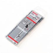 Bosch Decoupeerzaagblad hardhout T 234 X blister van 5 bladen