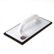 Melkmeisje Schuurbord zwart rubber 280 x 140mm