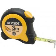 Ironside Rolbandmaat rubber ABS 3 meter x 16mm