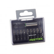 Festool Bit box pozidriv + bh 60mm-ce