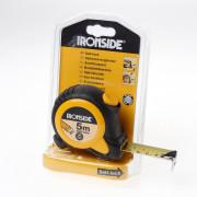 Ironside Rolbandmaat rubber ABS 5 meter x 25mm