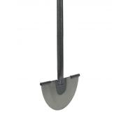 Talen Tools Graskantsteker met steel 100cm breedte 30cm