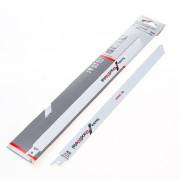 Bosch Reciprozaagblad metaal en hout lang S 1222 VF 300mm blister van 5 bladen
