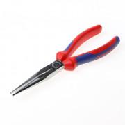 Knipex Telefoontang recht inclusief zijsnijder 200mm