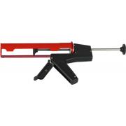 Den Braven Zwaluw Kunststof Kitpistool HK 14 rood