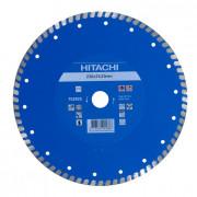 Hitachi Diamant zaagblad type turbo vlak 125x22.2x6mm