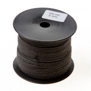 Terpo Nylonkoord zwart 2mm x 100 meter