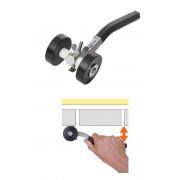 Easypointer voegkrabber/doorstrijk