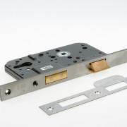 Nemef Veiligheids Cilinder dag- en nachtslot deurslot PC72mm type 4219/17 -60 DIN rechts