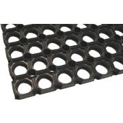 Rubbermat open ring 100 x 150cm