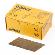DeWalt Inox spijkers zonder kop 44mm 16 Gauge 20° voor DC618 doos met 2500 spijkers