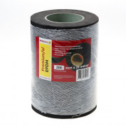 Berdal Epdm folie zwart uv bestendig 200mm x 0.5 x 20 meter
