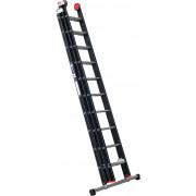 Kelfort Reformladder met stabilisatiebalk 3x10