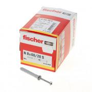 Fischer Nagelplug n8x60/20s