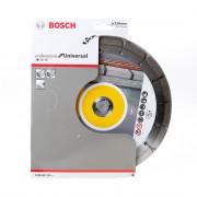 Bosch Diamant doorslijpschijf standaard universeel diameter 230 x asgat 22.2mm