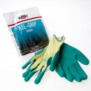 Kelfort Werkhandschoen latex groen maat L(9)