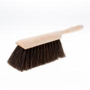 Bouwstoffer arenga zwart lang haar