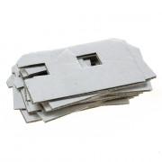 Alprokon Tecnofire-bekleding set 115 x 75mm