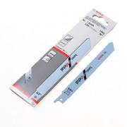 Bosch Reciprozaagblad metaal kort S 918 A 150mm blister van 5 zaagjes