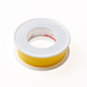 Coroplast 302 tape geel 25mm x 25 meter