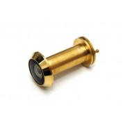 Dulimex DRS 2141 F30 Deurspion deurdikte 35-55mm 30 min brandwerend met afsluitklepje 0120.120.2141