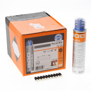 Spit pulsa nagel C 6 x 20mm + gas p800