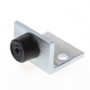 Henderson Deurbuffer enkel, deur of muur montage, rubber 109