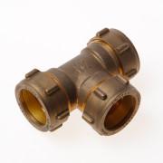 Installatiebranche T-koppeling 3x knel 28mm
