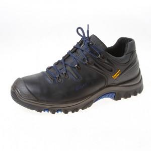 Werkschoenen Maat 48.Werkschoenen Veiligheidsschoen Werkschoen Laag Zwart Blauw 71003
