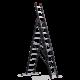Altrex Mounter 3-delige reformladder ZR 3093 3 x 14