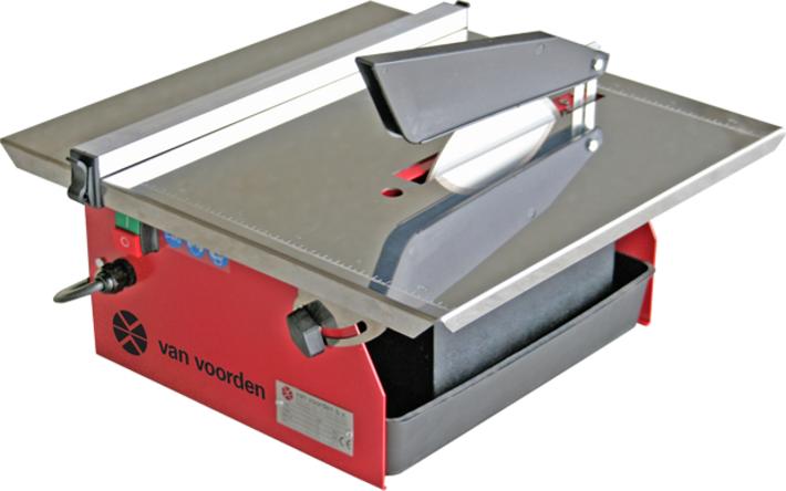 Tegelzaagmachine 850W-180mm Supra (per stuk)